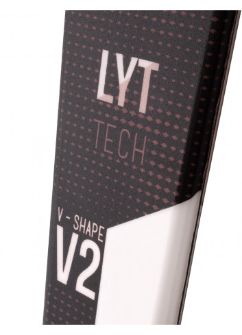 Narty Head V-SHAPE V2 + Tyrolia SX 10