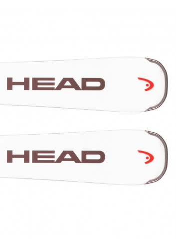Narty Head V-SHAPE V6 + Head PR 11 z GRIP WALK