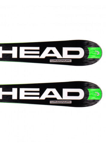 Narty Head SUPERSHAPE I.MAGNUM + Tyrolia PR 10 z GRIP WALK