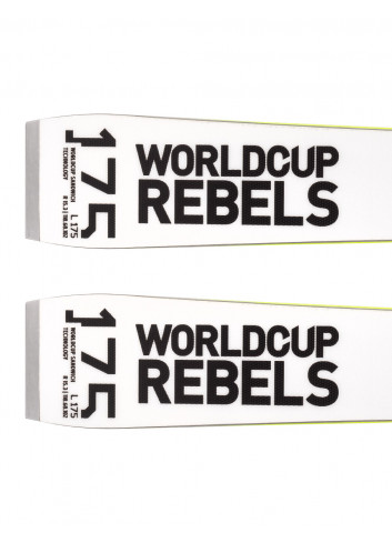 Narty Head WORLDCUP REBELS I.GSR + Tyrolia PRD 12 z GRIP WALK