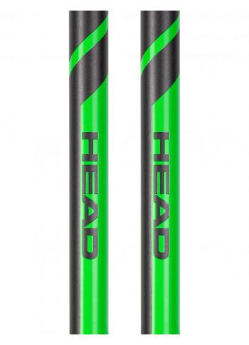 Kije narciarskie Head MULTI S neon green