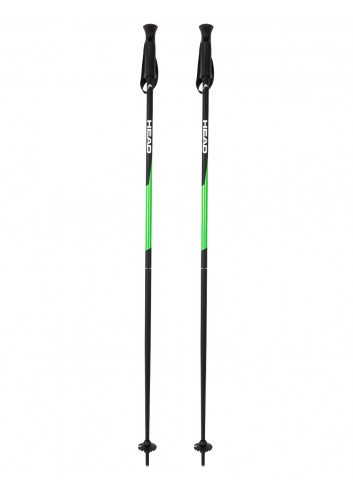 Kije narciarskie Head PRO neon green