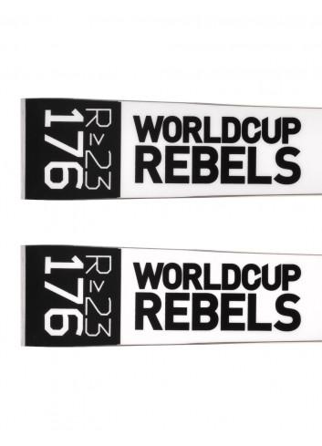 Narty gigantowe Head WORLDCUP REBELS I.GS RD PRO + Head FREEFLEX PRO 14