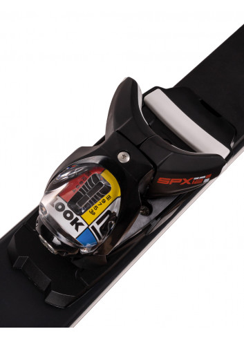 Narty slalomowe Rossignol HERO ELITE ST Ti + Look SPX 12