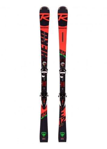 Narty slalomowe Rossignol HERO ELITE ST Ti + Look NX 12 KONECT z GRIP WALK  2020