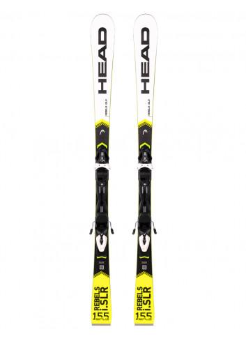 Narty slalomowe Head WORLDCUP REBELS I.SLR + Head PR 11 z GRIP WALK