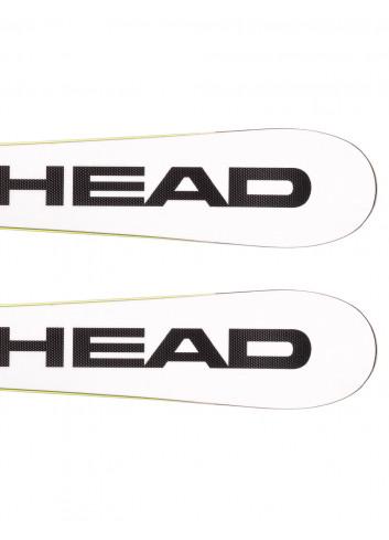 Narty slalomowe Head WORLDCUP REBELS i.SLR + Tyrolia PR 10