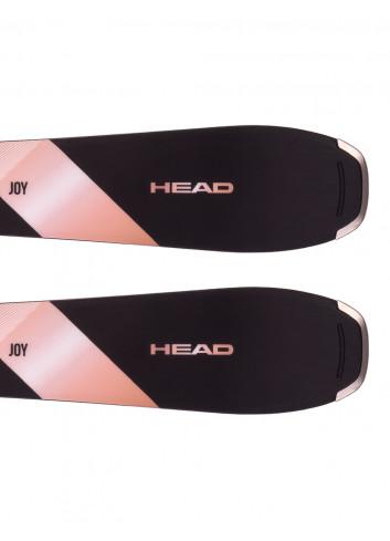 Narty damskie Head LIGHT JOY SLR + HEAD JOY 9 SLR z GRIP WALK