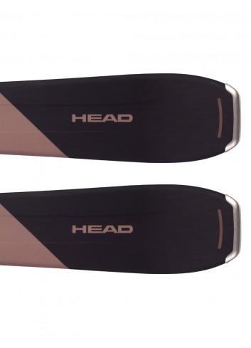 Narty damskie Head EASY JOY SLR + HEAD JOY 9 SLR z GRIP WALK