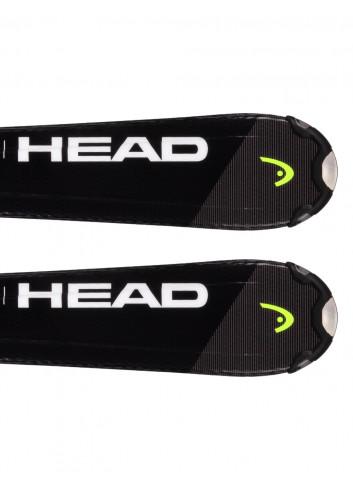 Narty dziecięce Head V-SHAPE TEAM SLR + Head SLR 4.5 z GRIP WALK