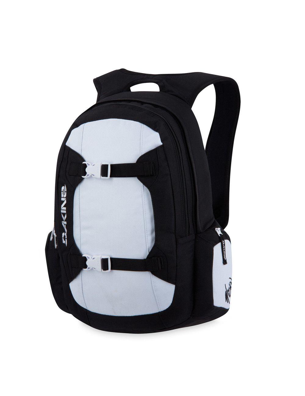 szczegółowe zdjęcia moda designerska butik wyprzedażowy Plecak Dakine Mission 25L White