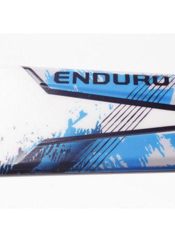Narty Salomon Enduro LXJ 750 + Salomon J Z10