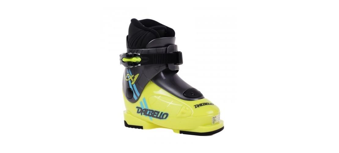 Buty narciarskie juniorskie